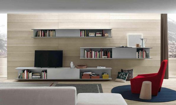 Shelves TV Furniture | Best Interior Designs screenshot 2