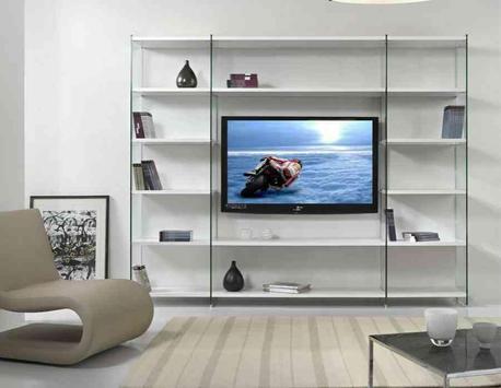 Shelves TV Furniture | Best Interior Designs screenshot 3