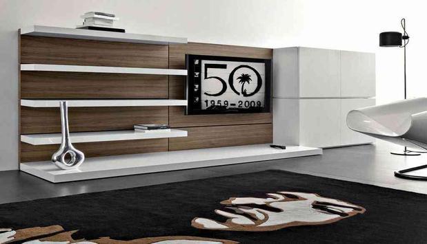 Shelves TV Furniture | Best Interior Designs screenshot 5