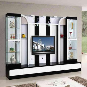 Shelves TV Furniture | Best Interior Designs screenshot 6
