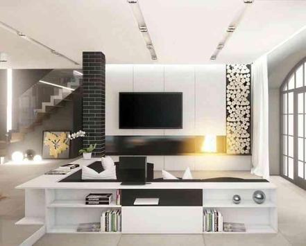 Shelves TV Furniture | Best Interior Designs screenshot 7