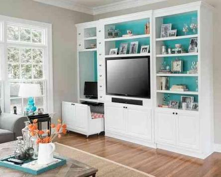 Shelves TV Furniture | Best Interior Designs screenshot 8