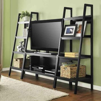Shelves TV Furniture | Best Interior Designs screenshot 9