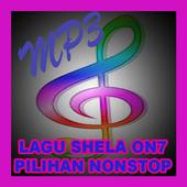 Lagu shelaa on 7 pilihan MP3 Nonstop icon