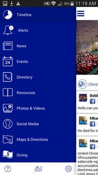 Christ Gospel Churches Int'l screenshot 1