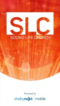 Sound Life Church poster