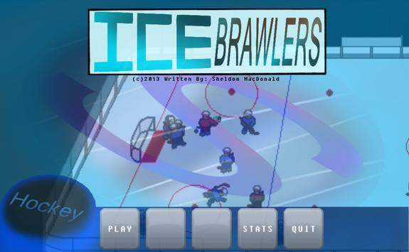 Ice Brawlers poster