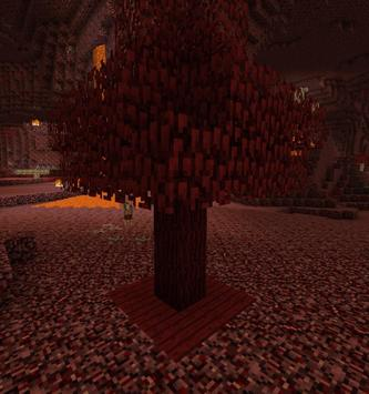 Nether Utils Mod for Minecraft PE poster