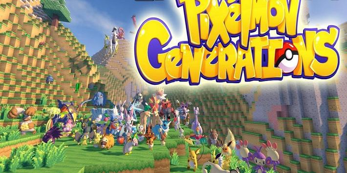 pixelmon generations download