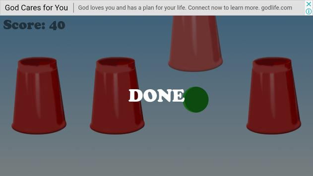 Find The Ball Game (Shell Game) apk screenshot