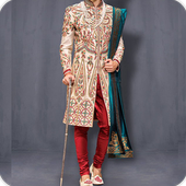 Sherwani Kurta  Designs 2016 icon