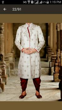 Sherwani Kurta  Designs 2016 screenshot 4