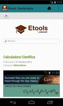 Etools apk screenshot