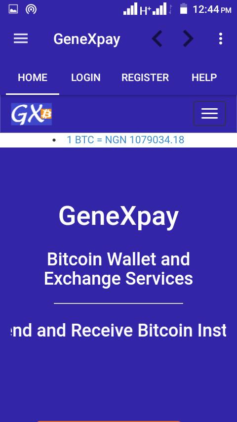 GeneXpay for Android - APK Download