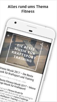 Gesund und Fit - Fitness Ratgeber by Fittastetic poster