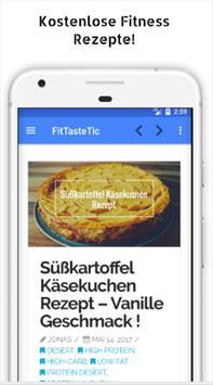 Gesund und Fit - Fitness Ratgeber by Fittastetic screenshot 4