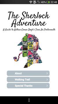 Sherlock's First Adventure poster