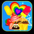 Ice Cream Match 3 Paradise Frenzy APK
