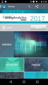 Utility Analytics Week 2017 apk screenshot