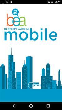 Bookexpo America 2016 poster