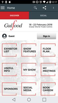 Gulfood 2018 screenshot 1