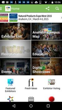 EXPO WEST / ENGREDEA 2015 poster