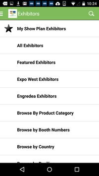 EXPO WEST / ENGREDEA 2015 apk screenshot