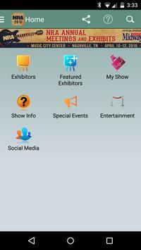 NRA Annual Meetings & Exhibits apk screenshot