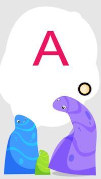 英语-字母 apk screenshot