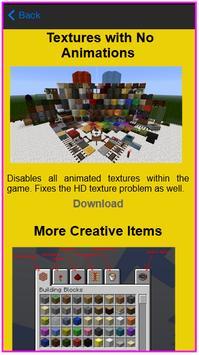 Mods For MC PE apk screenshot