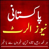 Pakistani Breaking News icon