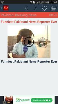Pakistani Breaking News poster