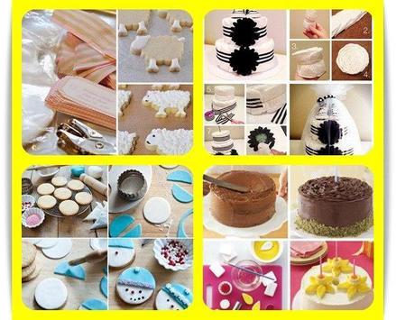 Cake Design Tutorial screenshot 3