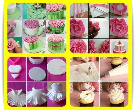 Cake Design Tutorial poster