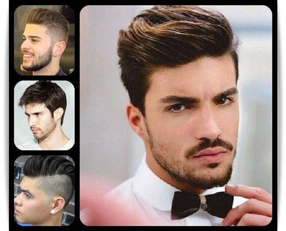 Hairstyle For Men 2018 APK Download