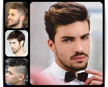 Hairstyle For Men 2018 apk screenshot