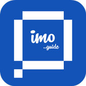 Free imo video call chat guide icon