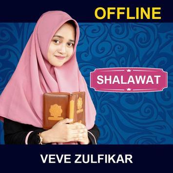 Shalawat Veve Zulfikar - Offline poster