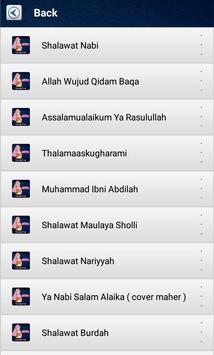 Shalawat Veve Zulfikar - Offline apk screenshot