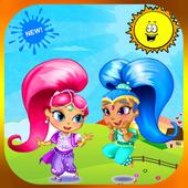 Shimmer Princesse Adventure icon