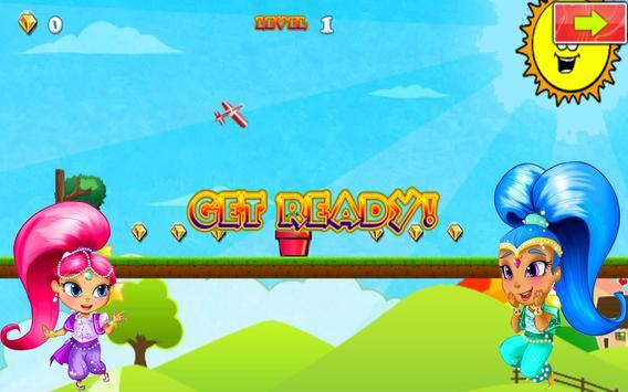 Shimmer Princesse Adventure apk screenshot