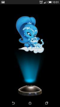 Shimmer Shine Hologram 3D Simulator screenshot 2