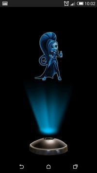 Shimmer Shine Hologram 3D Simulator screenshot 8