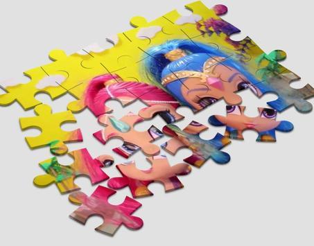 Jigsaw Shimmer Shine screenshot 2