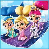 🕌Shimmer Genie Princess Adventure icon