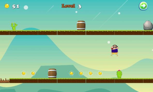 Shin Adventure Chan screenshot 3