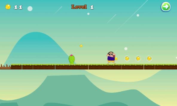 Shin Adventure Chan screenshot 1