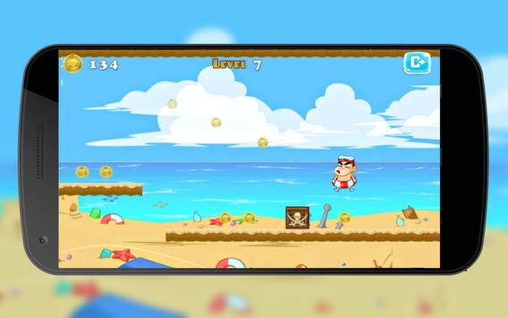 Shin Beach Run screenshot 3