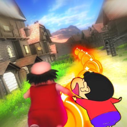Motu Shin Adventure Game poster
