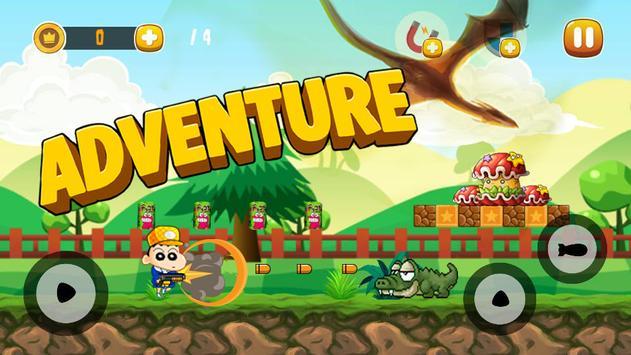Shin Hero Jungle Fun Adventure screenshot 4
